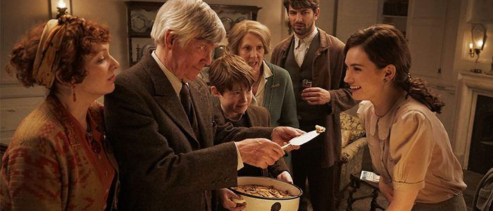 The Quarantine Stream: 'The Guernsey Literary and Potato Peel Pie Society' is a Beautiful Countryside Romance with a Tinge of Sadness