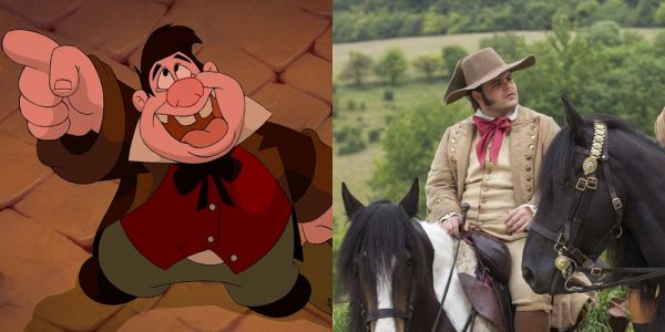Beauty And The Beast: 10 Changes To LeFou From The Animated Movie To The Live-Action