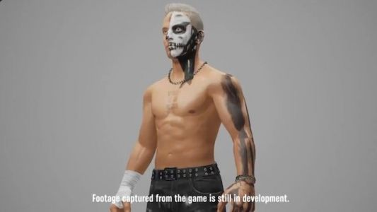First AEW Console Game Footage Released, Features Darby Allin