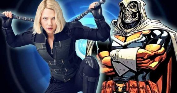 Taskmaster Spotted on Black Widow Set as Shooting Continues?