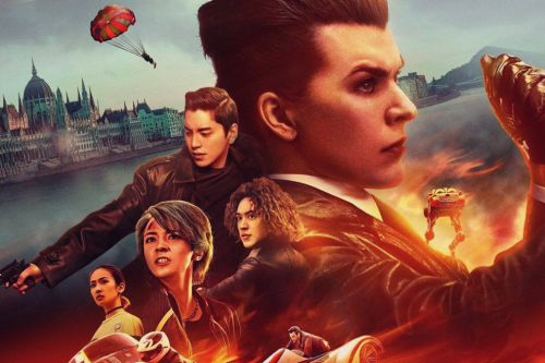 Stream It Or Skip It: 'The Rookies' on VOD, a Hyperbolic Chinese Action-Comedy Featuring Milla Jovovich in the Rent-a-Star Role