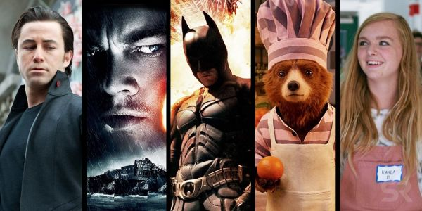 Movie Mashup Video Looks Back at Films in the 2010s   Screen Rant