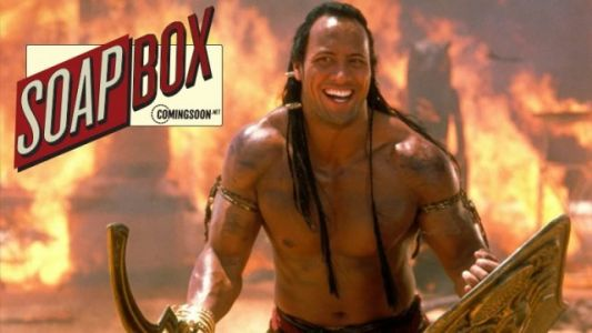 The Mummy Returns' Legacy Is That It Gave Us the Rock's Acting Career