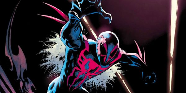 Marvel 2099 Event Launches With Amazing Spider-Man's November Issue