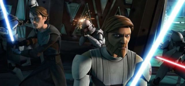 The Final Season of 'The Clone Wars' Will Cross Over Into 'Revenge of The Sith'