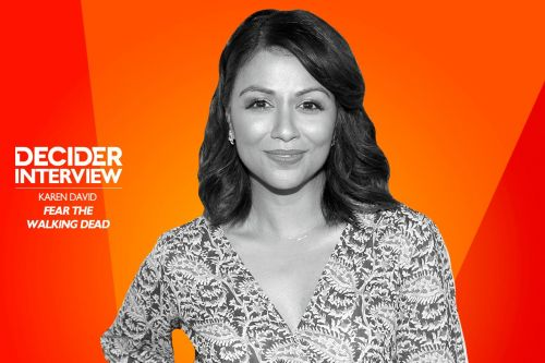 'Fear the Walking Dead' Star Karen David Breaks Down Grace's Big Musical Number - and Future With Morgan