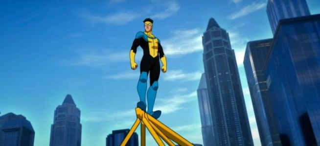 'Invincible' TV Series Premieres in March on Amazon Prime Video, Watch the First Clip Now