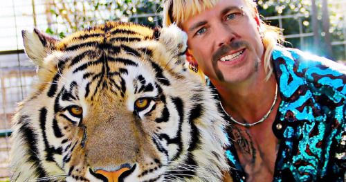 'Tiger King' Star Joe Exotic Files $94 Million Lawsuit Over Imprisonment, Death of Mother