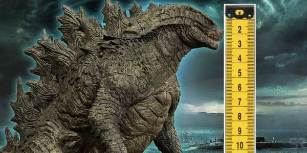 Godzilla's New MonsterVerse Height Confirmed After King Of The Monsters