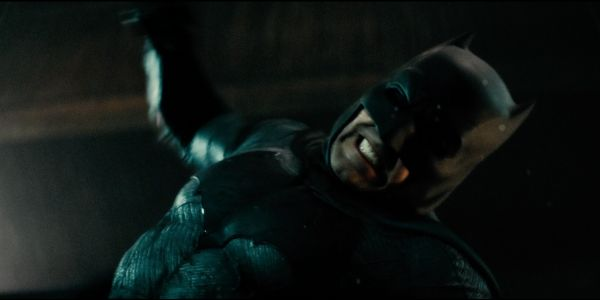 Stuntmen Love Batman v Superman's Warehouse Scene | Screen Rant