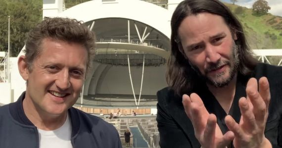 Bill and Ted Face the Music Begins Production, Alex Winter Celebrates on Twitter