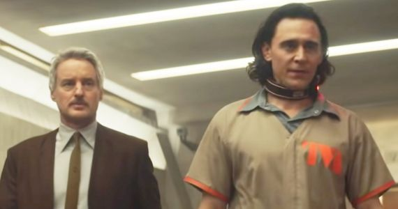 Loki Meets Agent Mobius in New Clip from MTV Movie & TV Awards
