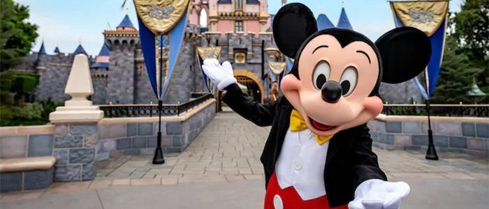 You Can Take Off Your Masks at Disneyland Starting June 15