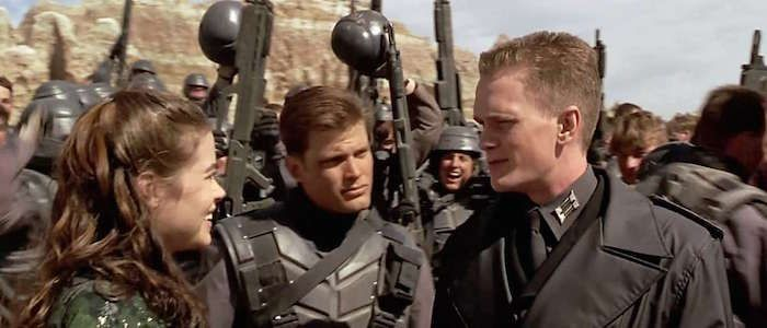 The Quarantine Stream: 'Starship Troopers' is a Hilarious, Chilling Satire That Arrived a Few Decades Early