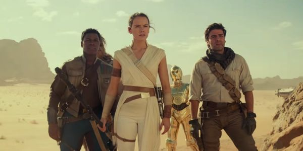 The Most Distracting Piece Of Star Wars: The Rise Of Skywalker