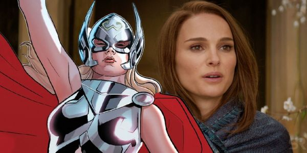 Thor 4 May Bring Jane Foster's Breast Cancer Story To The MCU