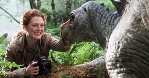 Julianne Moore Wasn't Asked to Return for Jurassic World 3: Dominion