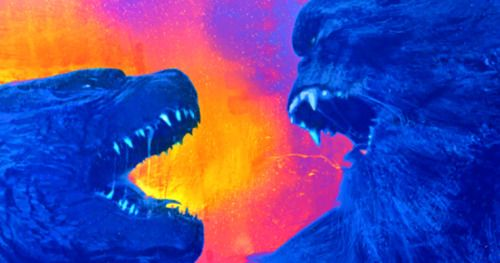 Godzilla Vs. Kong Toy Fair Art Reveals a New Look for the King