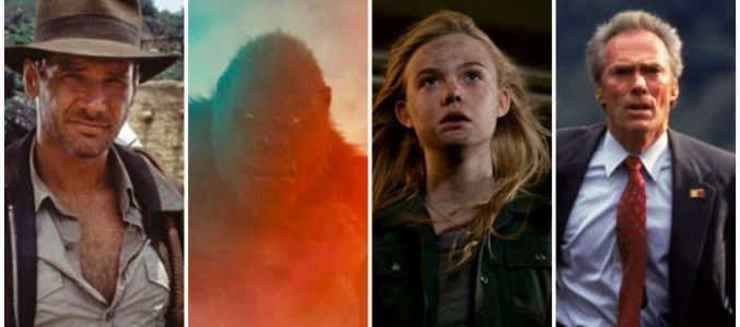 New Blu-ray Releases You Should Check Out: 'Indiana Jones' 4K Box Set, 'Super 8', 'Godzilla vs. Kong', 'In the Line of Fire'