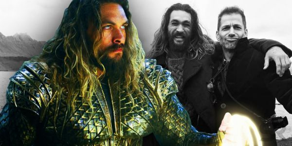 Jason Momoa Gifts Zack Snyder New Camera After Seeing Snyder Cut