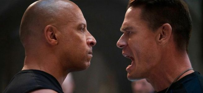 'F9' Featurette: John Cena Shows Off His Supercars in Weekly 'Fast and Furious' Videos