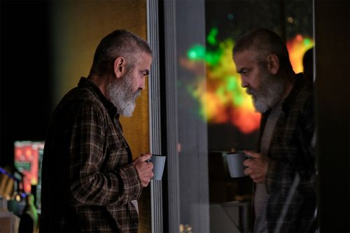 George Clooney Returns to Space in Netflix's 'The Midnight Sky' First Look