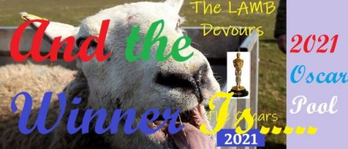 THE LAMB DEVOURS THE OSCARS 2020 - POOL RESULTS!