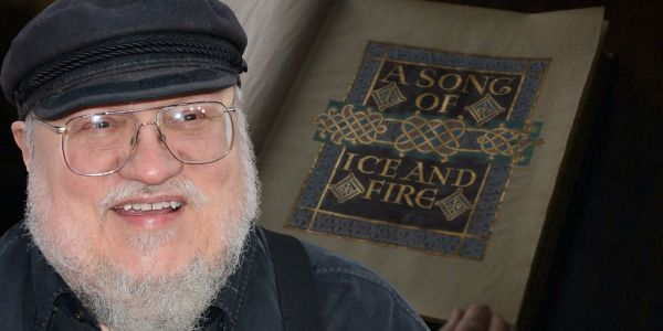 George R.R. Martin Hints He'll Finish Winds of Winter Before Summer 2020