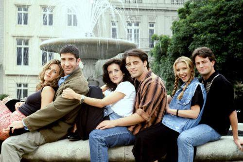 'Friends' Reunion Special Nears Deal at HBO Max