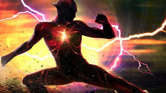 New The Flash Photo Teases Ezra Miller's Upgraded Suit