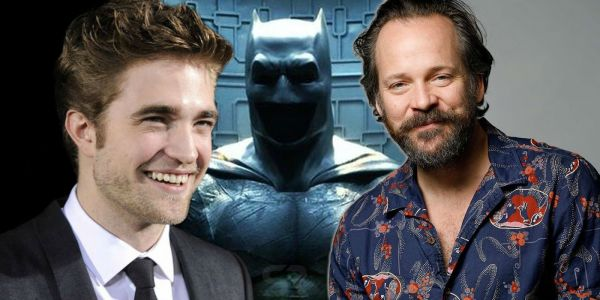 Batman Movie Casts Peter Sarsgaard, Potentially As Two-Face