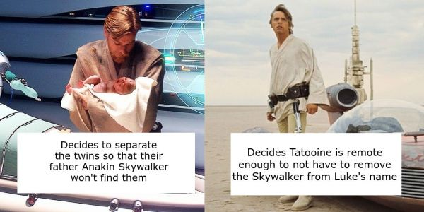 10 Hilarious Star Wars Logics Memes That Are Forcefully Funny