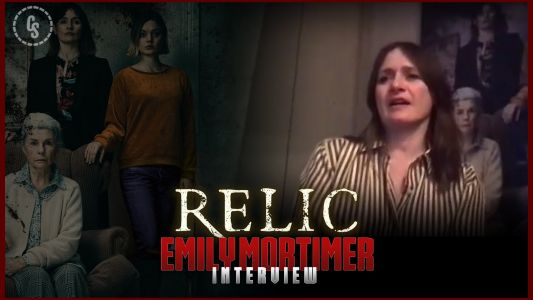 CS Video: Relic Interview with Emily Mortimer