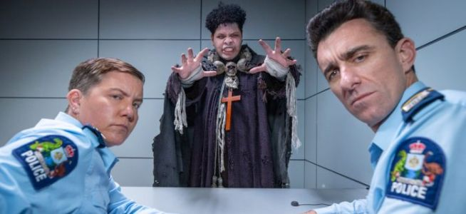 'Wellington Paranormal' Trailer: The 'What We Do in the Shadows' Spin-Off Comes to The CW