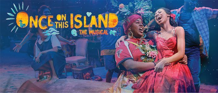Disney+ Adapting 'Once On This Island' Stage Musical into a Live-Action Movie