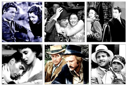 For National Classic Movie Day: 6 Films - 6 Decades