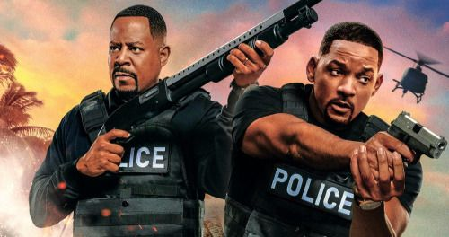 Martin Lawrence on Explosions On and Offscreen