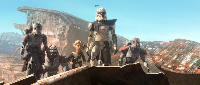 """'Star Wars: The Bad Batch' Breakdown: The Details and History That Enrich """"Battle Scars"""""""