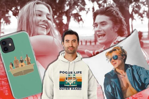 Where to Buy 'Outer Banks' Show Merch