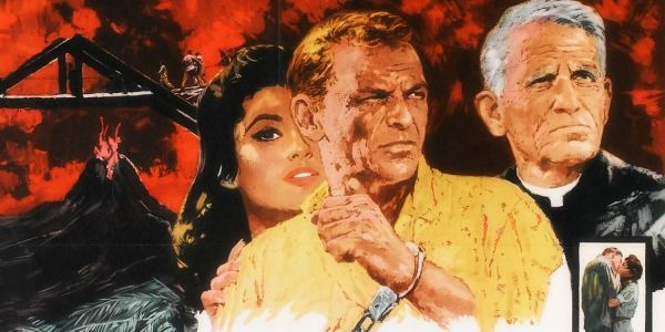 Frank Sinatra's The Devil At 4 O'Clock Is The First Disaster Movie