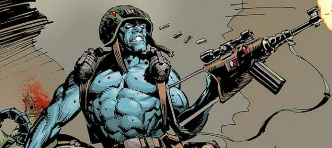 Duncan Jones Appears to Be Making a 'Rogue Trooper' Movie from the Judge Dredd Universe