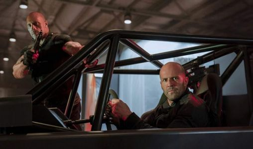 Hobbs & Shaw Clip Features Epic Car Chase