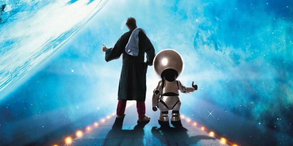 Hitchhiker's Guide to the Galaxy TV Show In The Works At Hulu