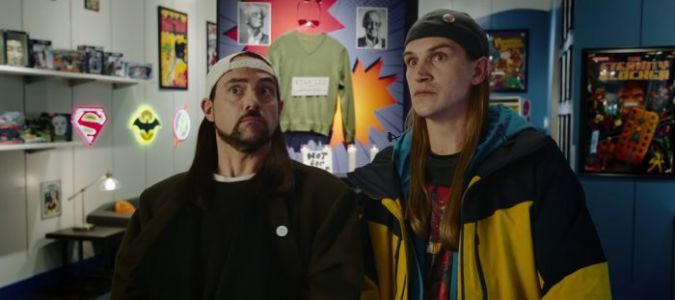 'Jay and Silent Bob Reboot' Clips: See Brodie's New Secret Stash and Meet the Invincible Iron Bob