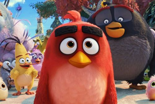 Angry Birds Series in Development at Netflix