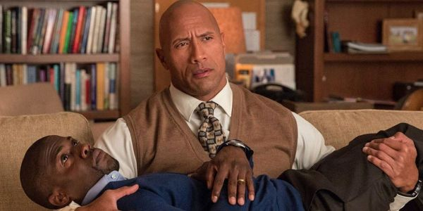 The Rock Can't Resist Joking About Kevin Hart While Giving Health Update