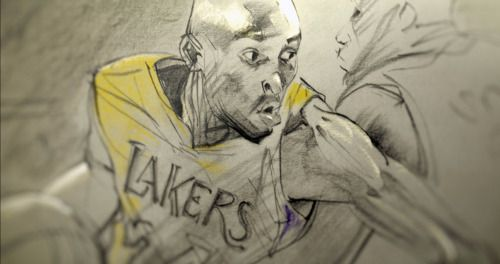 Kobe Bryant's Oscar-Winning Short Dear Basketball Is Now