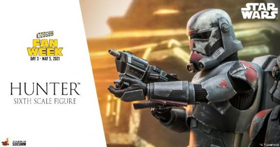 Hot Toys Previews Even More New Disney+ Star Wars Reveals
