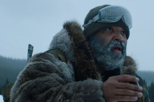 Jeffrey Wright Battles Wolves In The Trailer For Netflix's 'Hold The Dark'