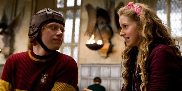 Harry Potter: 10 Times Harry & Ron Were The Worst Friends To Hermione